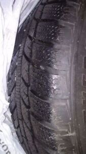Selling Almost Brand New  Winter Tires ASAP