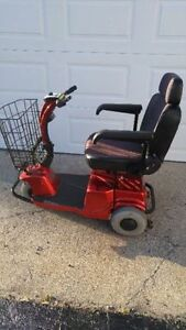 Scooter three wheel (Fortress 1700)