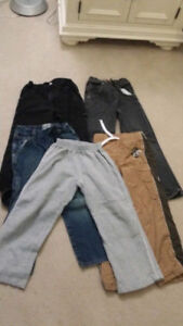Boys clothes for sale, 5T-6X (+ get a free box of toys)