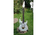 Ibanez Jem 7v white 2004 (pre the team J Craft lower quality stuff) !FOR UNDER A GRAND!