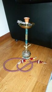 BRAND NEW SHISHA NEVER BEEN USED 519-673-9819