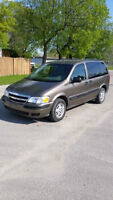**SAFTIED 2004 CHEVROLET VENTURE WITH LOW KMS**