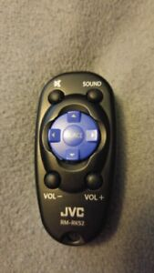 JVC Car CD Player Remote
