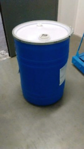 Looking for large plastic an paper barrels for purchase