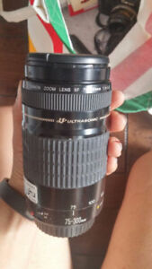 Camera and Lenses and Flashes! (Canon/Tokina/Metz)