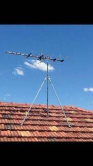 DIGITAL TV ANTENNA +TV SETUP+ 1 ANTENNA POINT FULLY INSTALLED Cranbourne Casey Area Preview