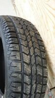 Artic Claw 215/70R16 Winter Tires