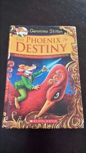 Geronimo Stilton ~ The Phoenix of Destiny
