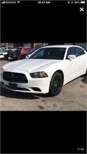 2012 Dodge Charger EX Police