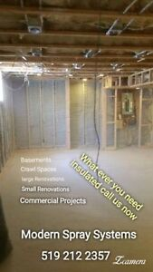 SPRAY FOAM INSULATION AND MORE Kitchener / Waterloo Kitchener Area image 2