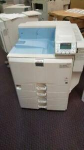 Color 11x17 Ricoh Laser printer nice colors fast duplex network City of Toronto Toronto (GTA) Preview