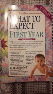 """Brand new """"What to Expect: The First Year"""" 3rd edition"""