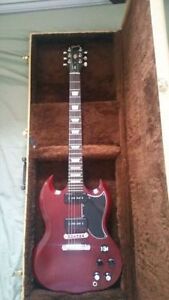 50's tribute american gibson SG
