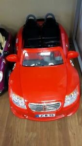 BENZ RIDE ON TOY