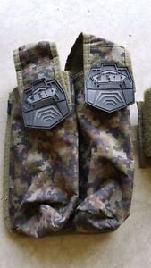 Battle tested paintball pouches Kitchener / Waterloo Kitchener Area image 2