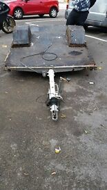 trailer chassis project