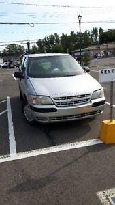 2002 Chevrolet Venture Fourgonnette, fourgon