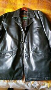 Men's Danier Leather Coat