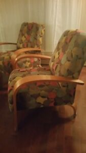 Livingroom Chair Lounge Chair x2 Free Local Delivery
