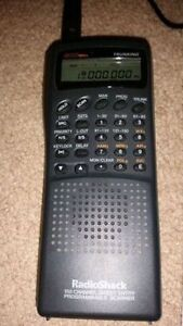 RADIO SHACK 150 CHANNEL DIRECT ENTRY PROGRAMMABLE SCANNER London Ontario image 2