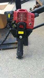 JACK HAMMER ROTARY HAMMER GAS OR ELECTRIC POWERED HEAVY DUTY + FREE SHIPPING ONTARIO WIDE + WARRANTY !!!!!!!!!!!!!!