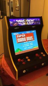 Retro Bartop Arcade Machine