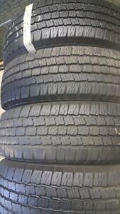 LT 225/75/16 Michelin LTX / DYNASTY AUTO