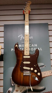 Fender Shedua Strat Limited Edition