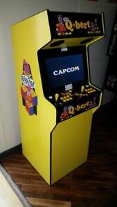 Quality Arcade Machines Made-To-Order!