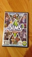 My sims3 Expansion Pack**