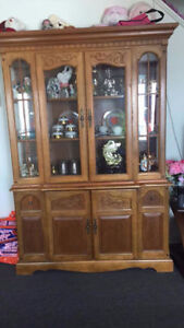 China cabinet for $80.00