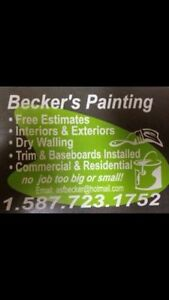 Affordable Edmonton painting service's