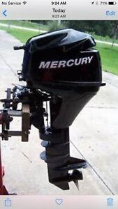 MERCURY 9.9 EL OUTBOARD
