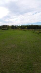 2 Building Lots at 2.45 acres each Strathcona County Edmonton Area image 6
