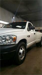 2008 Dodge Ram 3500 ST Dual Rear Wheel 6.7L Diesel! **As is**