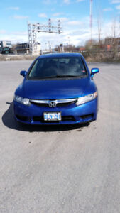 2011 Honda Civic SE Manual 4 door