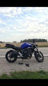 Yamaha FZ6 Sport Touring - Streefighter / naked - NEED GONE