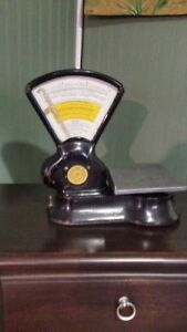 Canada Post Air Mail Scale 1957