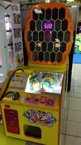 Bee Panic Prize Redemption Shooter Arcade Game!