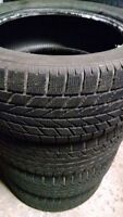 225/55/17 TOYO WINTER tires. $150 for 4
