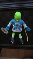 Kermit plush - Muppets NHL - mint condition (1995) - only $5 !