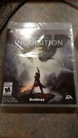 Unopened copy of Dragon Age Inquisition (Ps3)