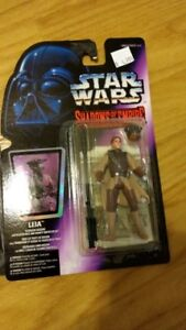 Star Wars Shadow of the Empire Action Figures unopened