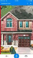BRAND NEW!  Binbrook Townhouse by Branthaven (end unit) .