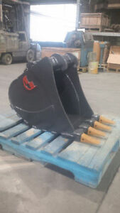 BACKHOE BUCKETS - CANADIAN BUILT - ALL SIZES AVAILABLE St. John's Newfoundland image 2
