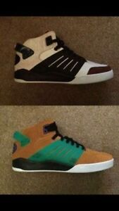 New Authentic Supra Skytop 3s (Size 9) $60 Each Or Both $100