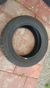 "Four 20"" Goodyear Truck Tires"