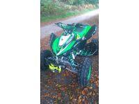 Kawasaki 450 R Quad Bike 2008 not Raptor, LTX, LTR, Banshee, Yamaha, Honda