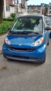 smart 2 for two condition neuve 48000 km