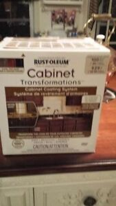 Restore your own cabinets and save money with Cabinet Transforma